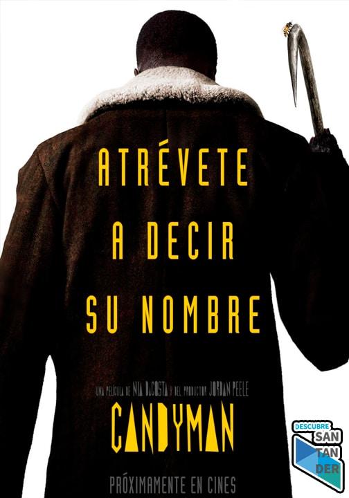 CARTELERA SANTANDER CANDYMAN