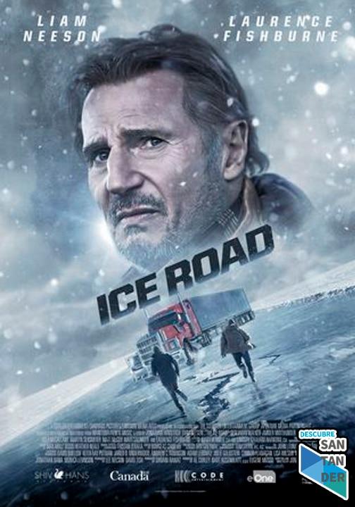 CARTELERA SANTANDER Ice Road