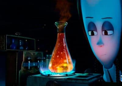 La Familia Addams 2 - La Gran Escapada cartelera santander